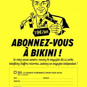 Abonnez-vous à Bikini !