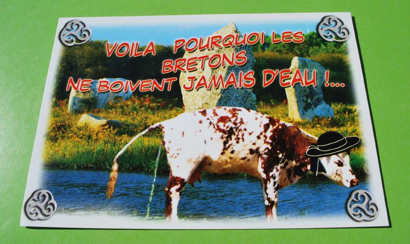 Carte Postale Bretagne Humour.Les Cartes Postales De La Honte Bikini Mag