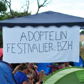 Bout du Monde - Adopte un festivalier
